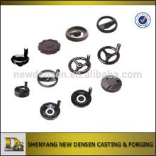 sand casting gray iron hand wheel
