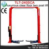 Newly hot sale LAUNCH TLT240SCA hydraulic low profile car ramp lift for service station for sale