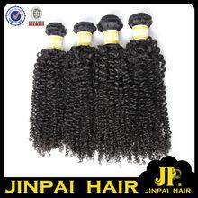 Jinpai Hair Wholesale Virgin Quick Delivery Bohemian Curl Peruvian Hair