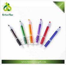 Cheap High Quality Custom Plastic Ballpoint Pen for Promotion