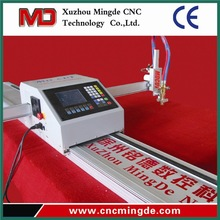 CNC plasma cutter MDCUT1020 1225 1525 with high quality and easy operation plasma and flame double use