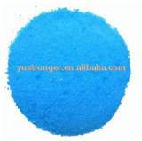 CuSO4 98% grade pesticides use copper sulphate crystals