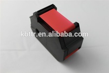 uv fluorescent ribbon ink cartridge for postal franking machine