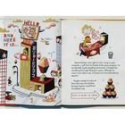 Custom cheap coloring book printing children books