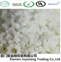 Natural PA66 plastic raw material reinforced with glass fiber