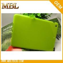 mini transparent case, clear tpu slim case for apple ipad mini 16gb