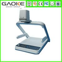 portable digital high resolution 5 mega audio desktop visualizer, desktop document camera school Supplies