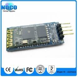 10pcs/lot HC-07 HC-06 Wireless Serial 4 Pin Bluetooth RF Transceiver Module RS232 TTL New for Arduino