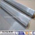 micron 50 de aceroinoxidable de malla de alambre
