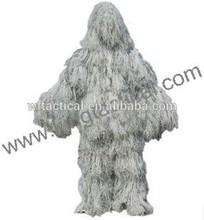 Mejor nieve de trajes ghillie, Militar nieve trajes ghillie, Acolchado de nieve traje