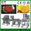 High quality high yeild low price popular hamburger meat patties machine