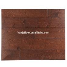 2015 top sale!! red birch hardwood flooring low price birch floor