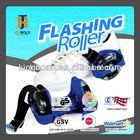 heel glider street glider flashing roller skate JB152323 (EN71 & EN13843)