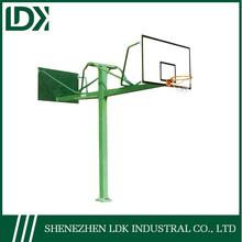 Low MOQ adjustable outdoor basketball hoops