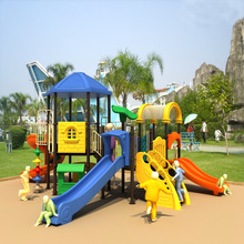 Forest series most popular for sale modern newest outdoor playground equipment