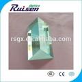 triânguloisósceles prisma óptico
