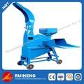 Saída de alta e baixa preço feno/grama triturador de palha/cortador de palha