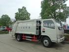 2015 Dongfeng Garbage Truck 4m3/ compact garbage trucks
