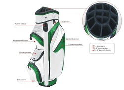 Manufactures Price Golf Bag With Logo