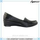 Hot sale new design 2014 flat casual shoe