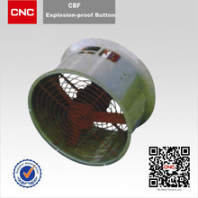 China Top 500 enterprises CBF type explosion proof high volume small axial fan