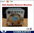 2014 yüksek basınçlı otoklav Oca yapışkanlı etiket lcd ekran kabarcık kaldırmak cam makine yenileme