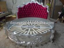 BR001 European style bedroom furniture set for five star