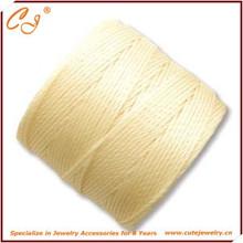 Superlon плетеный ожерелье шнуры, Нейлон шнур для одежды оптовая продажа