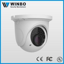 H.264 hot-selling Vari-focus(2.8~12mm) dome camera 1080p TVI system