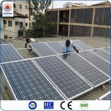 poly solar panel 120W 125W 130W 140W 145W 150W 300w