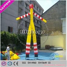 Lilytoys hot! Promotional inflatable cartoon air dancer