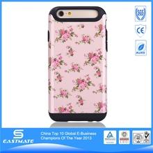 IMD Ctunes design mobile phone new tpu bumper skin case for iphone6