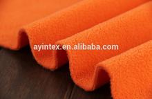 Hot sale 100% polyester fabric polar fleece for coats,tricot fabric polar fleece