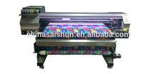 new design economic digital cotton textile printer