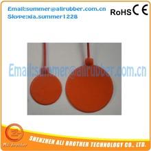 Super Quality Round Silicone Heater 200 Degree Centigrade
