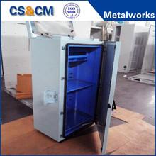 OEM Custom powder coating aluminum electric cabinet