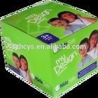 wax coated paper electronics box