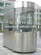 prefab security guard house/sentry box/Prefabricated Guardroom