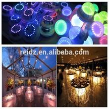 LED furniture intermediate base led bulb centerpieces bulk led christmas lights for table decor
