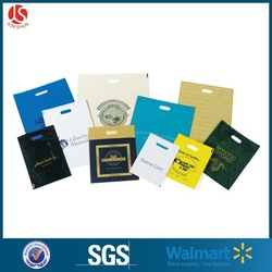 High Quality Biodegradable custom carrier bag/Plastic carrier bags wholesale