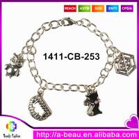 European and American Most Popular DIY Charm Bracelet For Kids Chrismas Gift