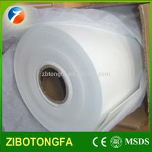 fire resistant ceramic fiber paper for engine hood insulation