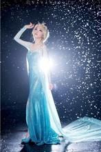 congelati cosplay spedizione gratuita 2014 Top Donne occasione speciale inverno abiti da sera formale