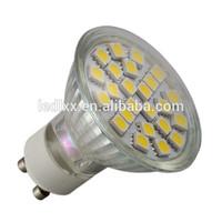5W SMD Led gu10-Warm White-370 lumens Spot Light Bulb-50W Equiv