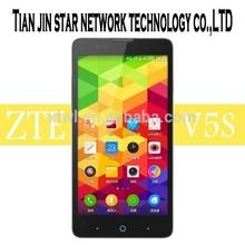 ZTE V5S 4G smart mobile phoneTD-LTE/TD-LTE/FDD-LTE/TD-SCDWA/WCDMA/GSM Quad core 5 inch screen Dual card dual standby cheap phone