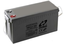 GEL rechargeable 12v dc battery pack 200ah dry batteries for ups
