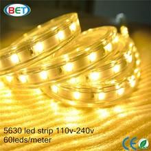 20-22LM led strip 5050 3528 White Warm White Double line 144leds/m LED strip rainbow color led strip