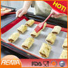 RENJIA fondant imprint mat,high quality placemats,silicon baking mat fda approved