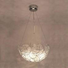 Moon Modern Pendant Lamp Aluminum Hanging Lamp for Home Decor