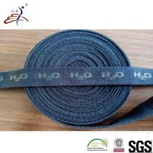 high quality non- elastic cotton strap cotton herringbone tape print band for cloth
